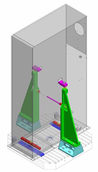 3D Attrezzatura Piazzamento